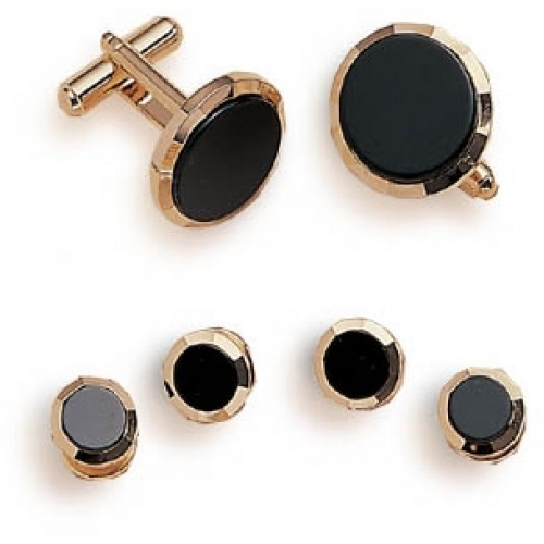 Barry Cufflinks and Studs