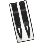 Custom Color Silk Suspenders