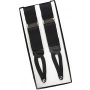 Custom Color Silk Suspenders