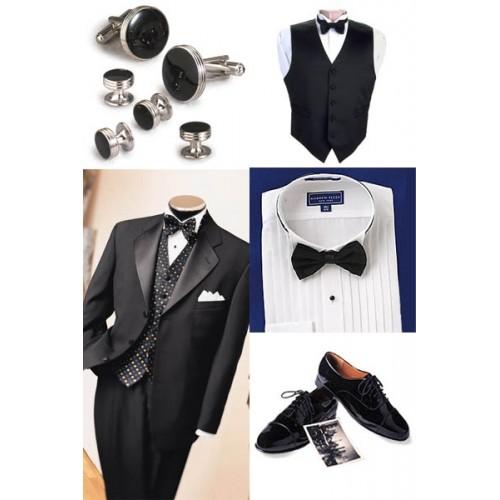 Classic Tuxedo Package