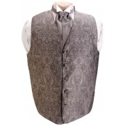 Brandon Michael Paisley Vest and Tie Set