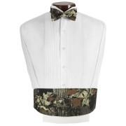 Mossy Oak® Cummerbund and Bow Tie Set