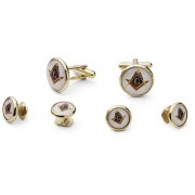 Masons Cufflink and Stud Set