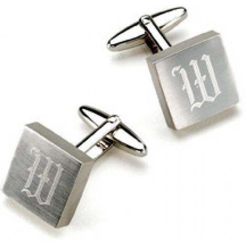 Harrison Silver Cufflinks