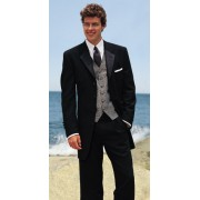 """Gently Used"" Ralph Lauren Four Button Tuxedo"
