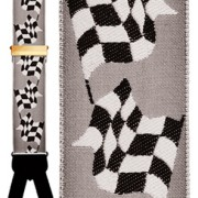 Grand Prix Silk Suspenders