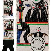 Jazz Silk Suspenders