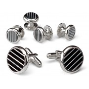 Tribeca Cufflinks and Studs
