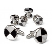 Brooklyn Cufflinks and Studs