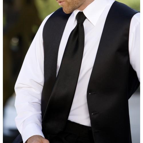 Bob White or Ivory Lay Down Collar Tuxedo Shirt