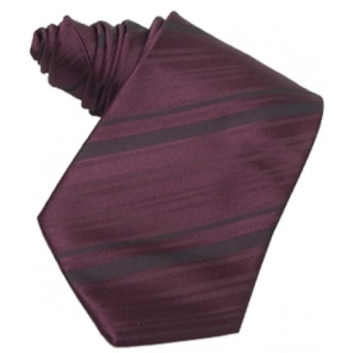 Custom Color Silk Striped Tie