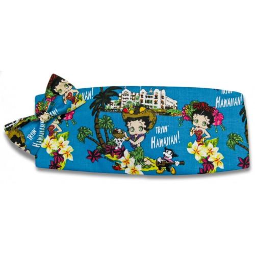 Betty Boop Cummerbund and Tie Set
