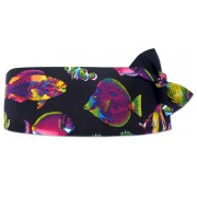Tropical Angel Fish Cummerbund and Bow Tie Set