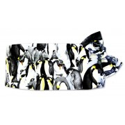 Penguin Cummerbund and Bow Tie