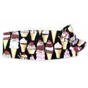 Ice Cream Cummerbund and Tie Set