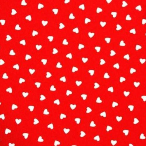 Hearts Cummerbund and Bow Tie Set