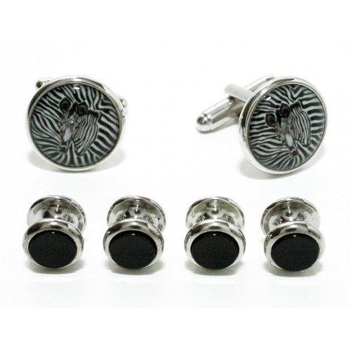 how to wear cufflinks and studs