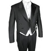 Classic Peak Tailcoat Tuxedo