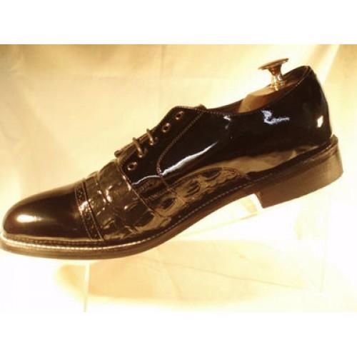 Horn Back Tuxedo Shoes
