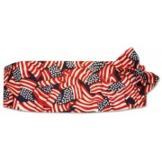 Old Glory Cummerbund and Tie Set