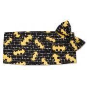 Batman Cummerbund and Tie