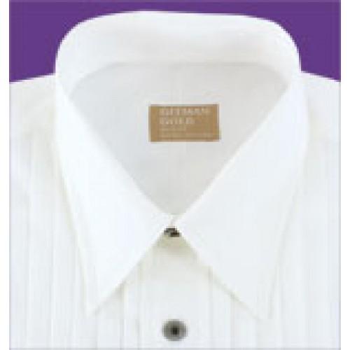 Gitman Lay Down Collar Tuxedo Shirt