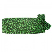 Irish Sparkle Cummerbund and Tie