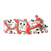 Mickey Mouse Holiday Cheer Cummerbund and Bow Tie Set