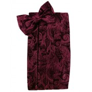 Tapestry Cummerbund and Bow Tie Set - 65 Colors