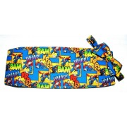 Superman Cummerbund and Tie