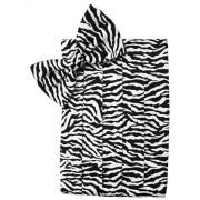 Safari Zebra Cummerbund and Tie Set