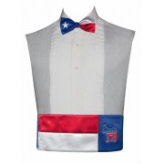 Vote Democratic Cummerbund and Bow Tie Set