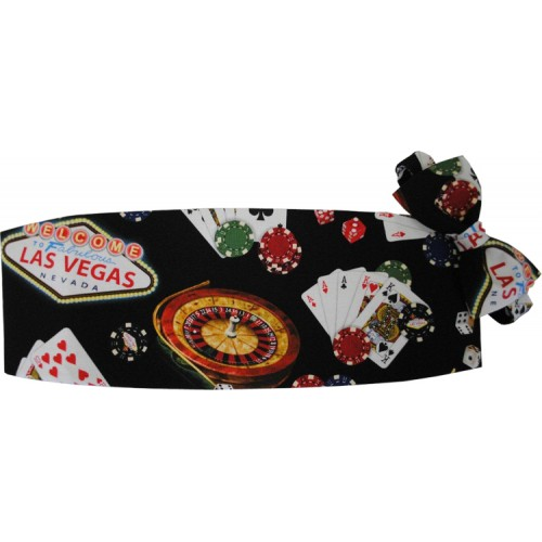 Games of Chance Cummerbund and Tie Set
