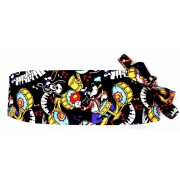 Goofy One-Man Band Cummerbund Cummerbund and Bow Tie Set