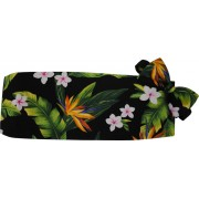 Hawaiian Destination Cummerbund and Bow Tie Set