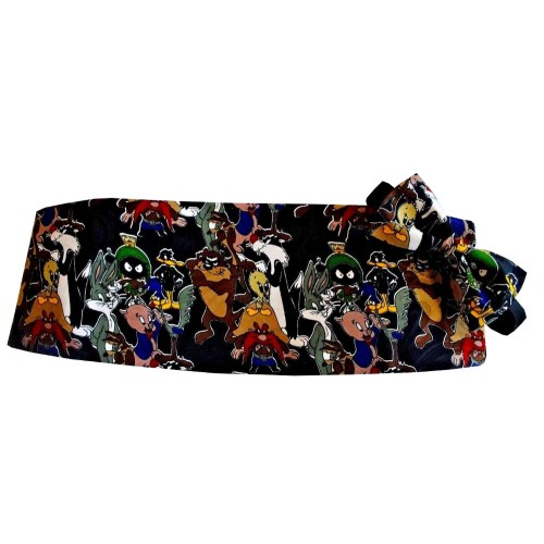 Porky the Pig and Looney Tunes Friends Cummerbund and Bow Tie Set