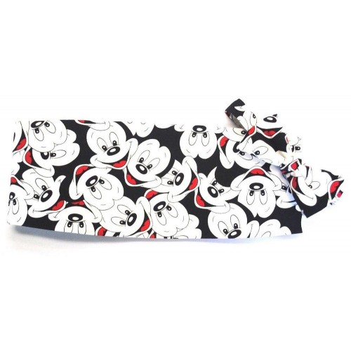 Mickey Mouse Smiley Faces Cummerbund and Bow Tie Set