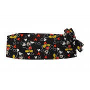 Mickey Mouse Celebration Cummerbund and Bow Tie Set