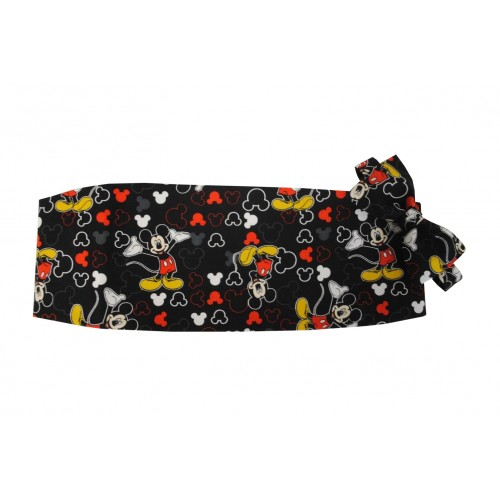 Mickey Mouse Celebration Cummerbund and Bow Tie Set