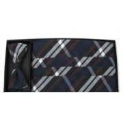 Regent Plaid Cummerbund and Bow Tie Set, all cotton