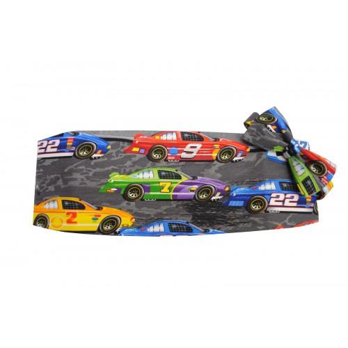 Nascar Racing Cummerbund and Tie Set