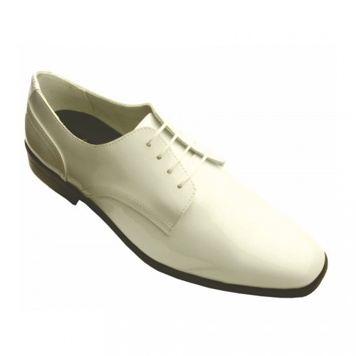 Chicago Ivory Tuxedo Shoes