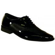 Frederico Leone Manhattan Tuxedo Shoes