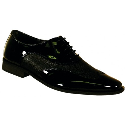 Frederico Leone Manhattan Tuxedo Shoes