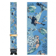 Limited Edition Sirens Brace: 100% Woven Silk
