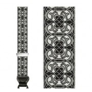Limited Edition Rock and Roll Brace: 100% Woven Silk