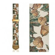Limited Edition The Mighty Oak Brace: 100% Woven Silk