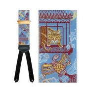Limited Edition Tappisserie Brace: 100% Woven Silk