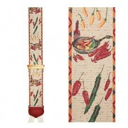 Limited Edition Muy Caliente Brace: 100% Woven Silk