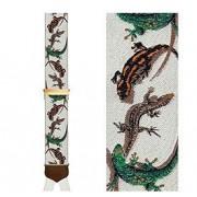 Limited Edition Commander Salamander Brace: 100% Woven Silk